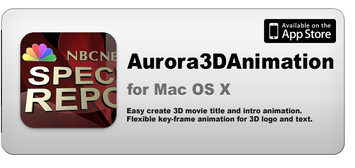 Aurora 3D Animation Maker